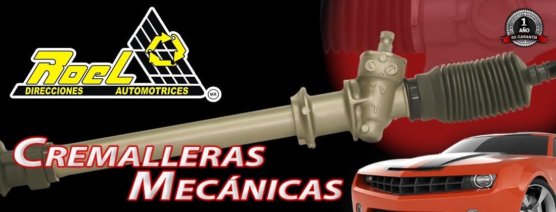 CREMALLERAS MECÁNICAS