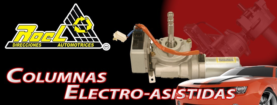 COLUMNAS ELECTRO-ASISTIDAS