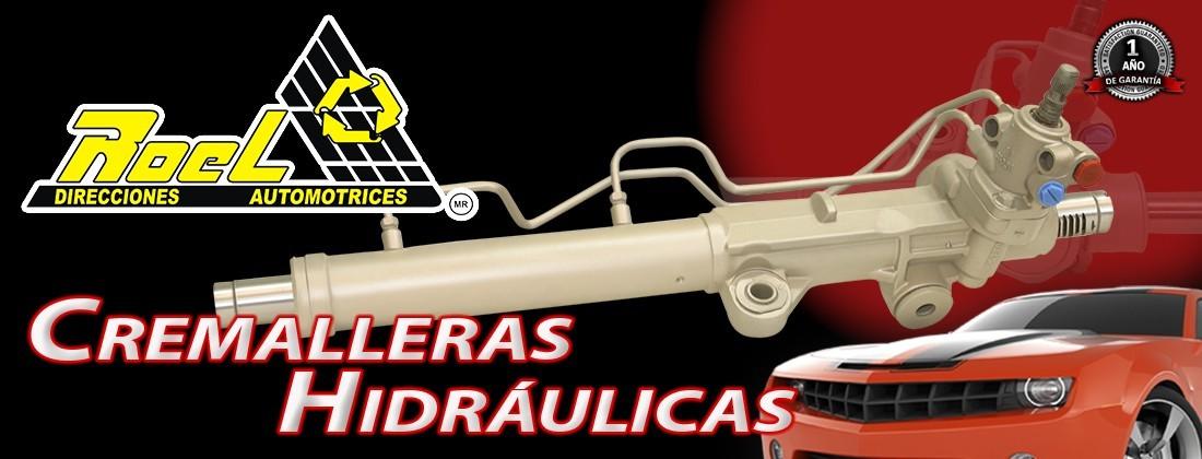 CREMALLERAS HIDRÁULICAS